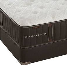 Queen Stearns & Foster Lux Estate Gabriella Marie Luxury Firm Mattress