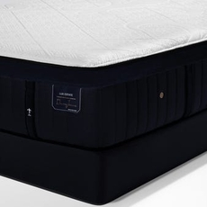 Queen Stearns and Foster Lux Estate Hybrid Pollock Luxury Plush 15 Inch Mattress + FREE $200 Visa Gift Card