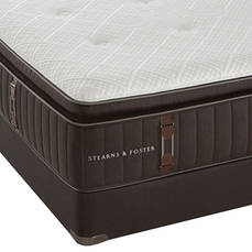 Stearns & Foster Reserve No. 1 Luxury Ultra Plush Euro Pillow Top Queen Mattress Only SDMB051960 - Scratch and Dent Model ''As-Is''