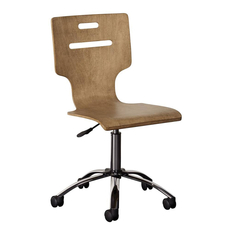 Stone & Leigh Chelsea Square Desk Chair in French Toast