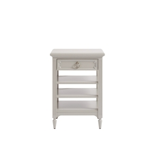 Stone & Leigh Clementine Court Bedside Storage Table in Spoon