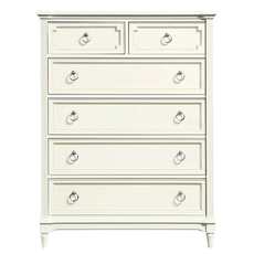 Stone & Leigh Clementine Court Chest in Frosting