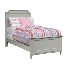 Stone & Leigh Clementine Court Twin Panel Bed in Spoon