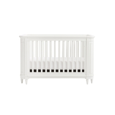 Stone & Leigh Clementine Court Stationary Crib in Frosting
