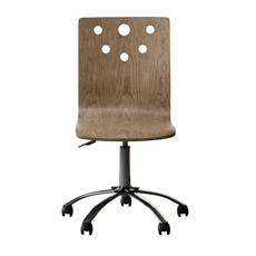 Stone & Leigh Driftwood Park Desk Chair in Sunflower Seed