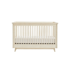 Stone & Leigh Driftwood Park Stationary Crib in Vanilla Oak