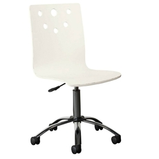Stone & Leigh Smiling Hill Desk Chair in Marshmallow