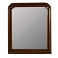 Stone & Leigh Teaberry Lane Mirror in Midnight Cherry