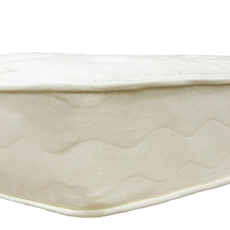 Super Green 10 Inch Natural King Mattress Only OVML021933