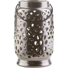 Surya Avery 9.4 Inch Lantern in Black