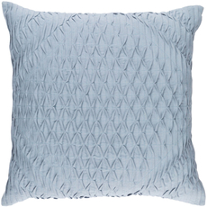 Surya Baker in Blue Accent Pillow