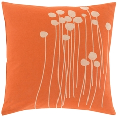 Surya Blooming Buds Accent Pillow