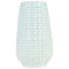 Surya Clearwater 9.5 Inch Table Vase in Blue