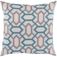 Surya Connect the Diamonds Accent Pillow