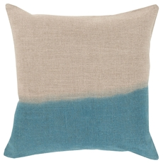 Surya Dip Dyed Accent Pillow