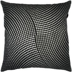 Surya Divine Dots Accent Pillow