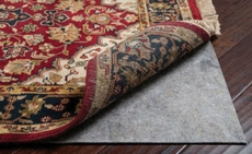 Surya Felted Pad Indoor Reversible Premium 4 Foot Round Rug Pad