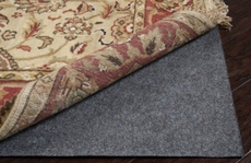 Surya Felted Pad Indoor Reversible Standard 8 Foot x 10 Foot Oval Rug Pad
