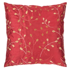 Surya Fresh Floral Accent Pillow