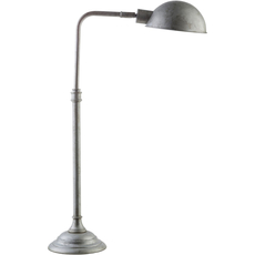 Surya Howell Table Lamp in Antique Silver