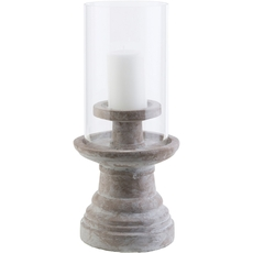 Surya Odette 16.5 Inch Candle Holder