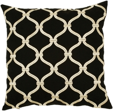 Surya Square Decorative Pillow P0176