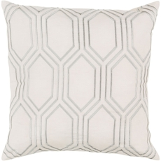 Surya Skyline in Light Gray Accent Pillow