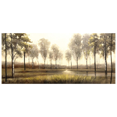 Surya Sunrise Landscape Wall Art