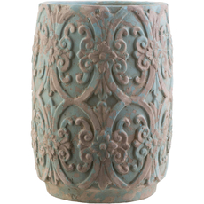 Surya Zephra 12 Inch Decorative Pot