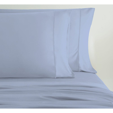 SHEEX Experience King Pillowcase Pair in Skye Blue