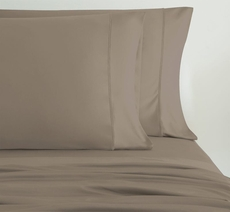 SHEEX Experience King Pillowcase Pair in Taupe