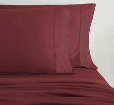 SHEEX Experience Standard Pillowcase Pair in Burgundy