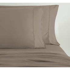 SHEEX Experience Standard Pillowcase Pair in Taupe