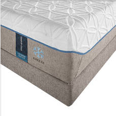 "TEMPUR-Cloud Luxe Breeze Twin XL Mattress Only OVML031835 - Clearance Model ""As Is"""