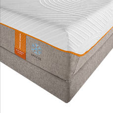 TEMPUR-Contour Elite Breeze Twin XL Mattress Only SDMB061938 - Scratch and Dent Model ''As-Is''