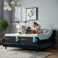 Cal King Tempurpedic Tempur Luxe Breeze Firm 13.2 Inch Mattress + FREE $300 Visa Gift Card