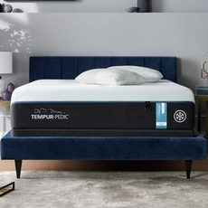 Tempurpedic Tempur Luxe Breeze Soft 13.2 Inch Queen Mattress Only SDMB032101 - Scratch and Dent Model ''As-Is''
