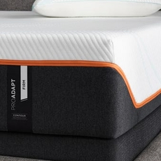 Tempurpedic Tempur Pro Adapt Firm 12 Inch Queen Mattress Only SDMB121937 - Scratch and Dent Model ''As-Is''