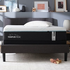 Tempurpedic Tempur Pro Adapt Medium Hybrid 12 Inch Queen Mattress Only SDMB052104 - Scratch and Dent Model ''As-Is''