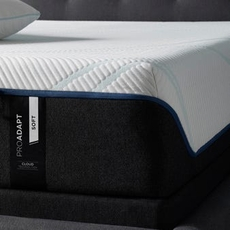 Tempurpedic Tempur Pro Adapt Soft 12 Inch Queen Mattress Only SDMB101925 - Scratch and Dent Model ''As-Is''
