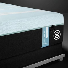 Tempurpedic Tempur Pro Breeze Medium 12.4 Inch Queen Mattress Only SDMB101942 - Scratch and Dent Model ''As-Is''