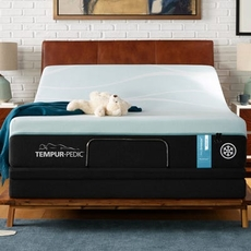 Split Cal King Tempurpedic Tempur Pro Breeze Medium 12.4 Inch Mattress + FREE $300 Visa Gift Card