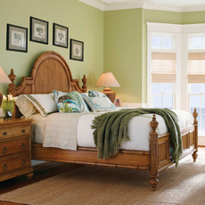 Tommy Bahama Beach House Belle Isle King Size Bed