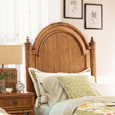 Tommy Bahama Beach House Belle Isle Cal King Size Headboard