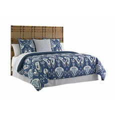 Tommy Bahama Home Twin Palms Coco Bay King Panel Headboard