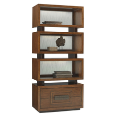 Tommy Bahama Island Fusion Tonga Tiered Bookcase