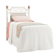 Tommy Bahama Ivory Key Pritchards Bay Twin Size Panel Headboard