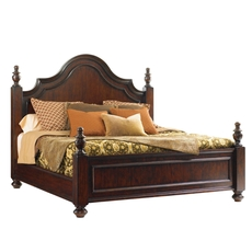 Tommy Bahama Kilimanjaro Candaleria Queen Size Poster Bed