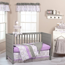 Trend Lab Florence 3 Piece Crib Bedding Set