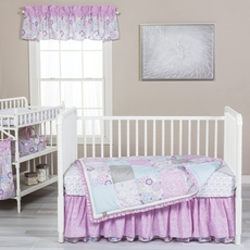 Trend Lab Grace 5 Piece Crib Bedding Set